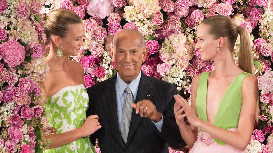 10 Of The Best Things Oscar de la Renta Did For Fashion