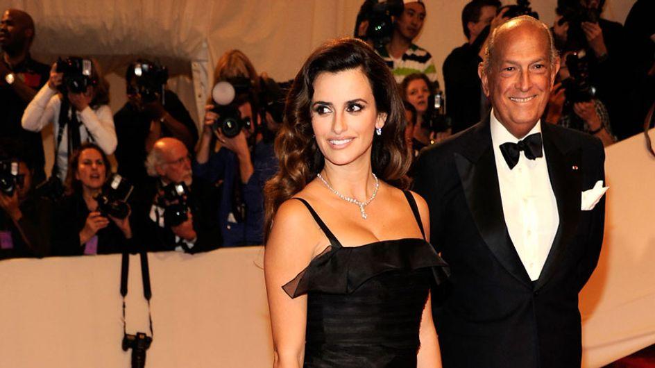 El mundo del cine y la moda rinde tributo a Óscar de la Renta en las redes sociales
