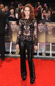 Kristen Stewart sur le red carpet.