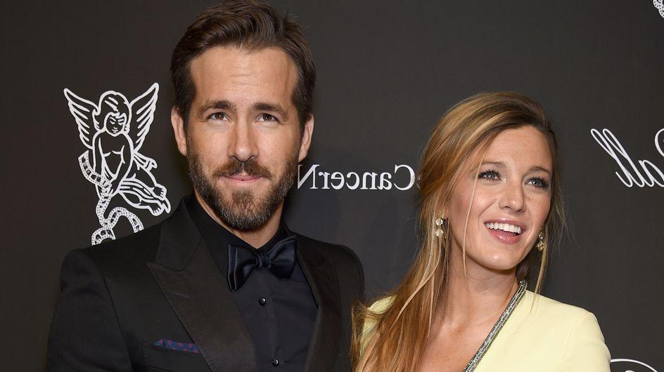 Blake Lively et Ryan Reynolds, des futurs parents amoureux sur le tapis rouge