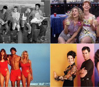 Friends, Will e Grace, Beverly Hills 90210: quale telefilm anni '90 era il tuo p