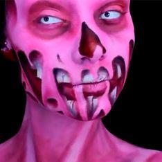 12 tutoriais de maquiagem de Halloween de arrepiar