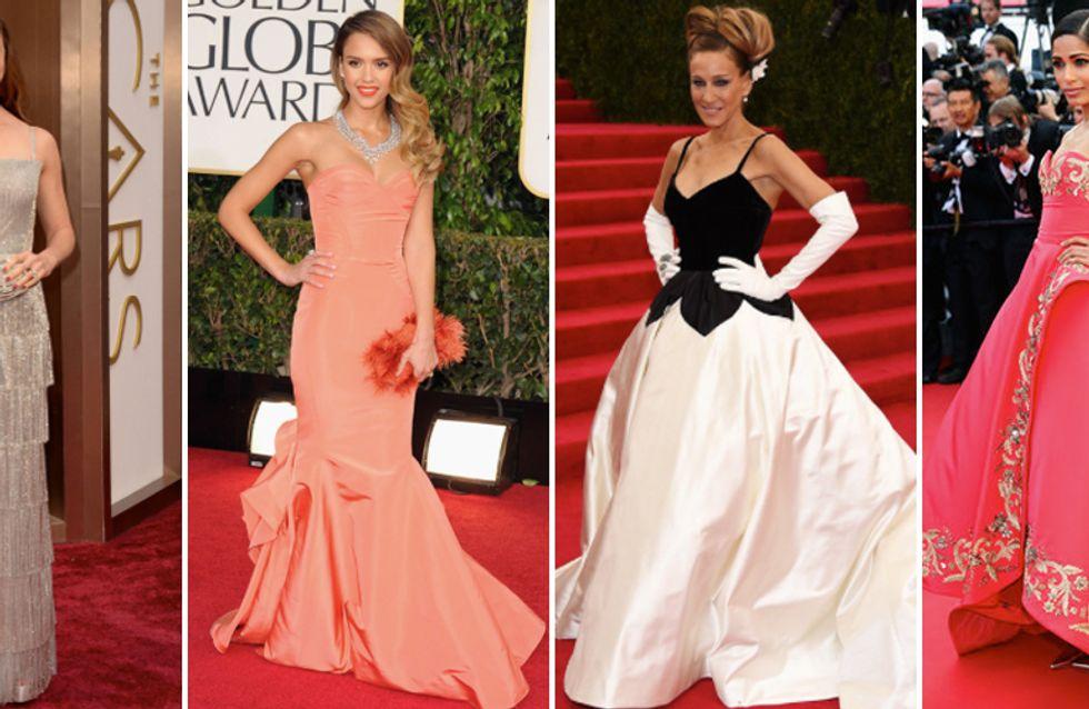 Sarah Jessica, Jennifer Lawrence e Claire Danes. Gli abiti più belli di Oscar de la Renta indossati dalle star