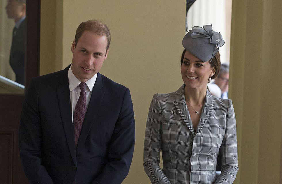 Kate Middleton est officiellement de retour (Photos)