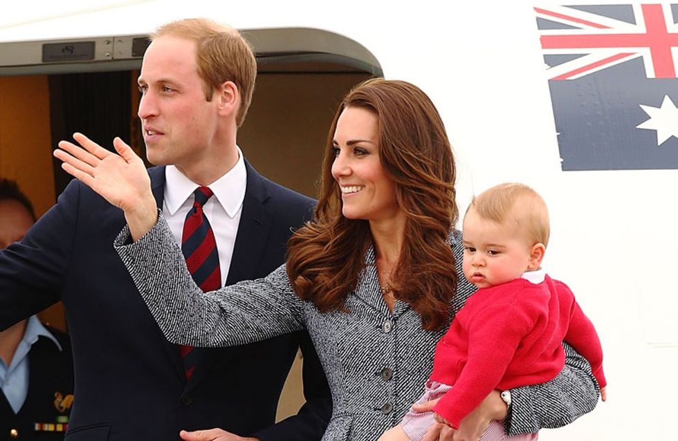 What Will Kate and Will Name Baby No. 2?
