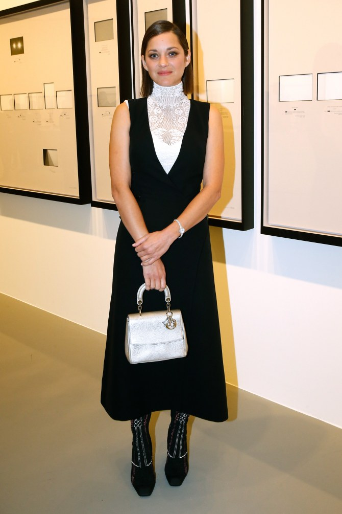 Marion Cotillard, le 20 octobre 2014