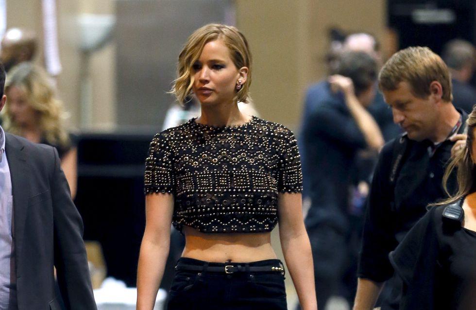 Jennifer Lawrence fait censurer ses photos nues