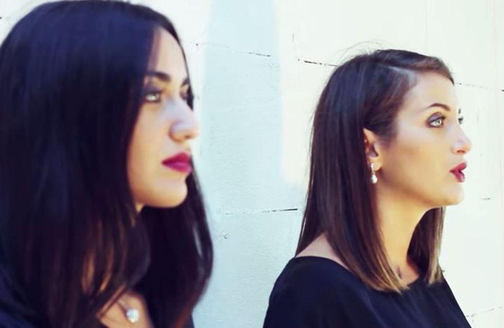 Deux soeurs syriennes font le buzz en chantant pour la paix au Moyen-Orient (Vidéo)