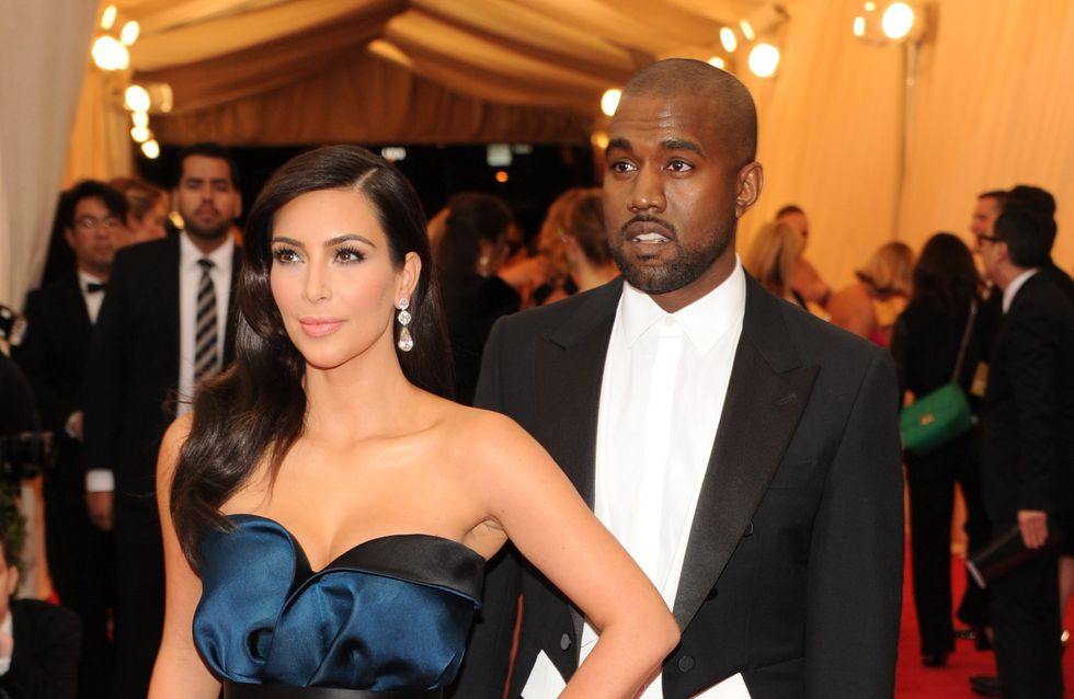 Kim Kardashian gâtée par Kanye West pour ses 34 ans (Photo)