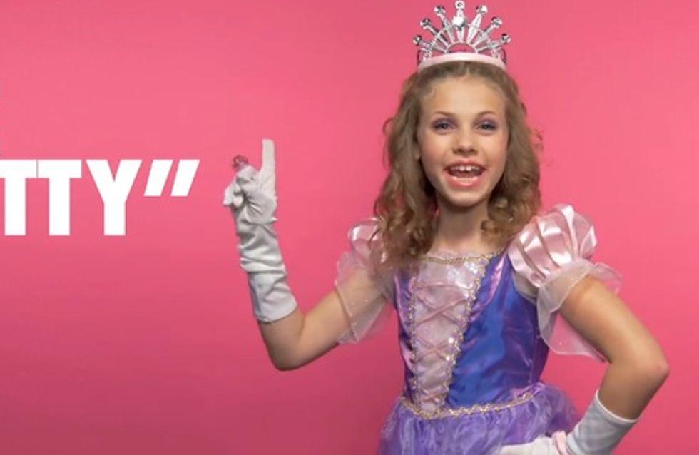 Unas niñas nos dan una lección de feminismo: ¡una lucha por la igualdad de género!