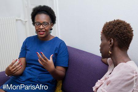 Rokhaya Diallo et Fania Noël - Mon Pari(s) Afro