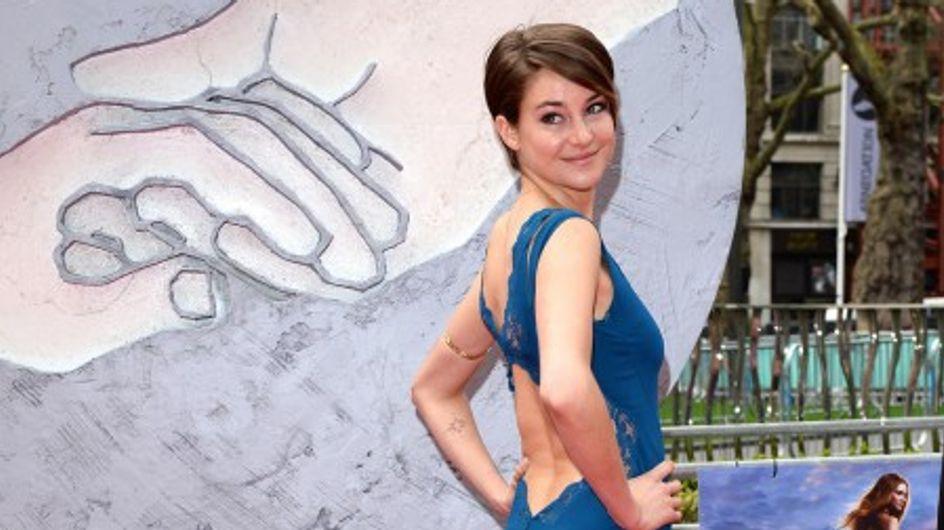 Shailene Woodley, une actrice au look bien affirmé