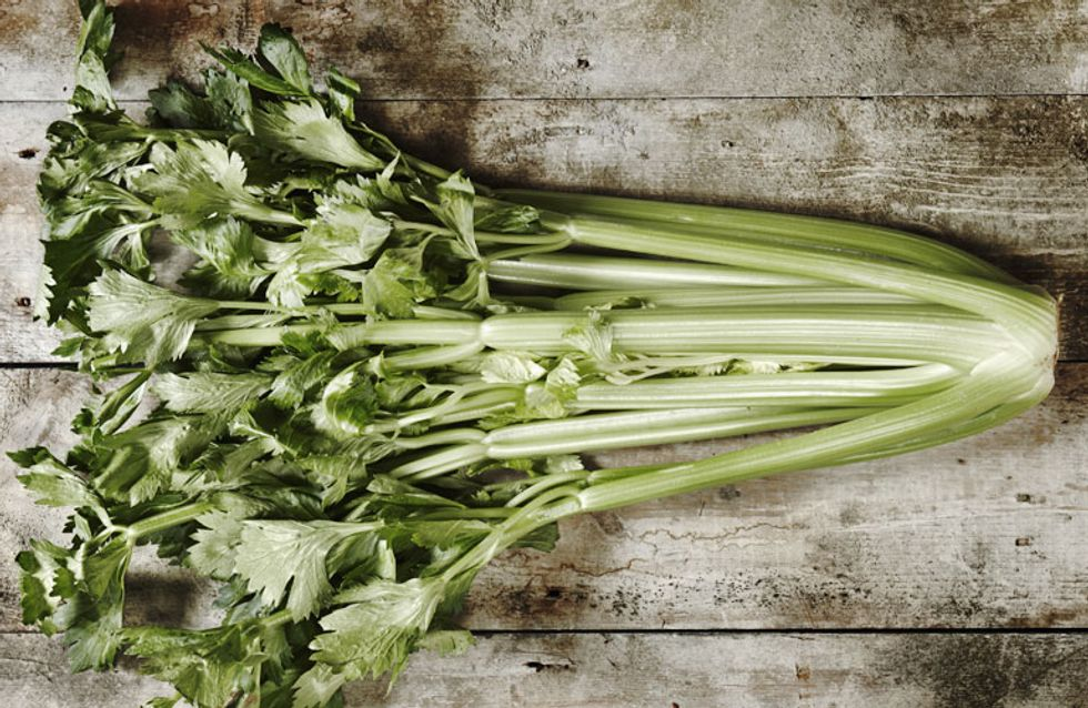Why Celery Is About To Be Your Go To Health Food: Veggie May Help Prevent Cancer