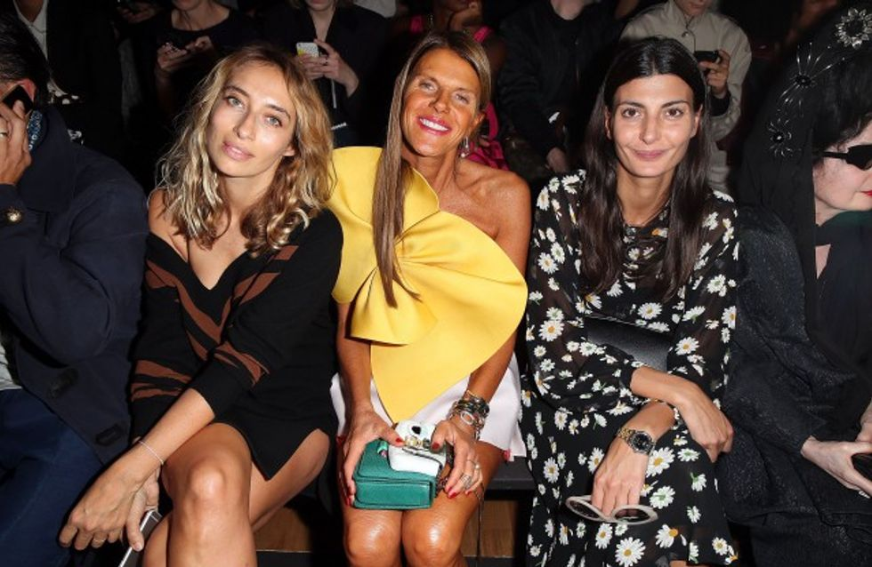 Fashion week de Paris : les front rows des grands défilés