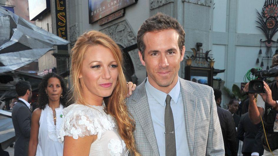 Ryan Reynolds, futur papa aux petits soins pour Blake Lively