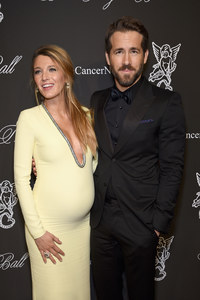 Blake Lively et Ryan Reynolds au Angel City Ball