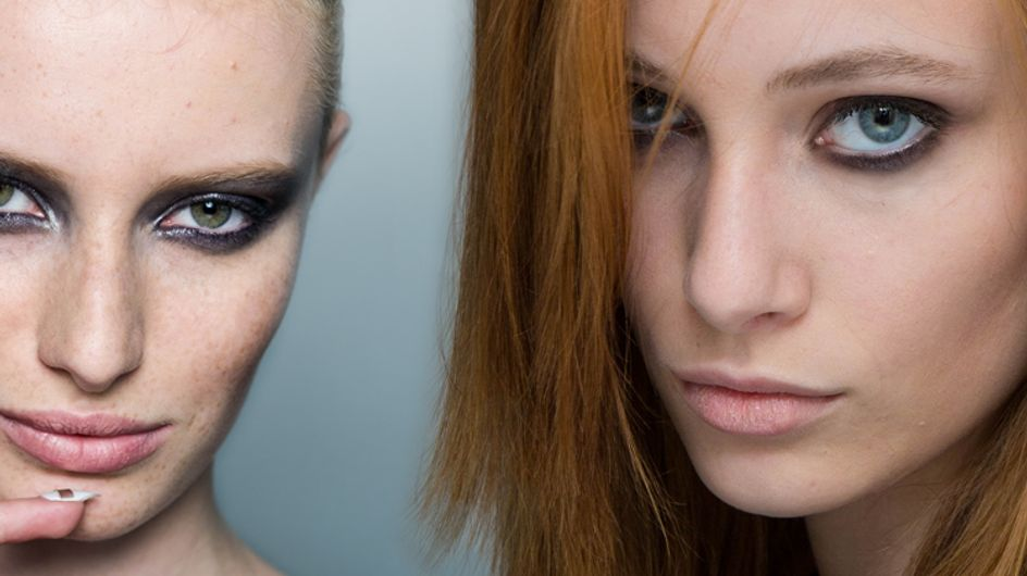 Black is back! Mit diesen Trend Make-ups rockt ihr den Herbst und Winter