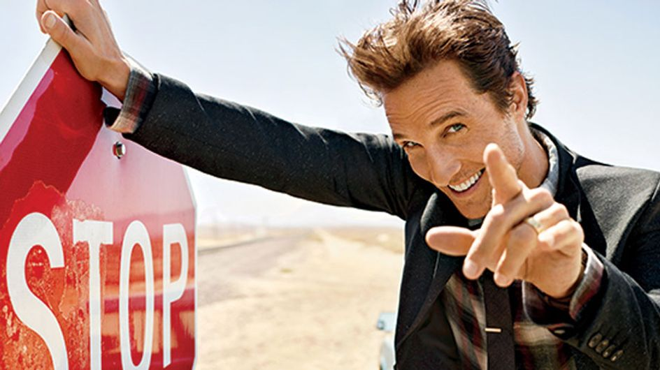 What We Can Learn From Matthew McConaughey's Marriage Ultimatum