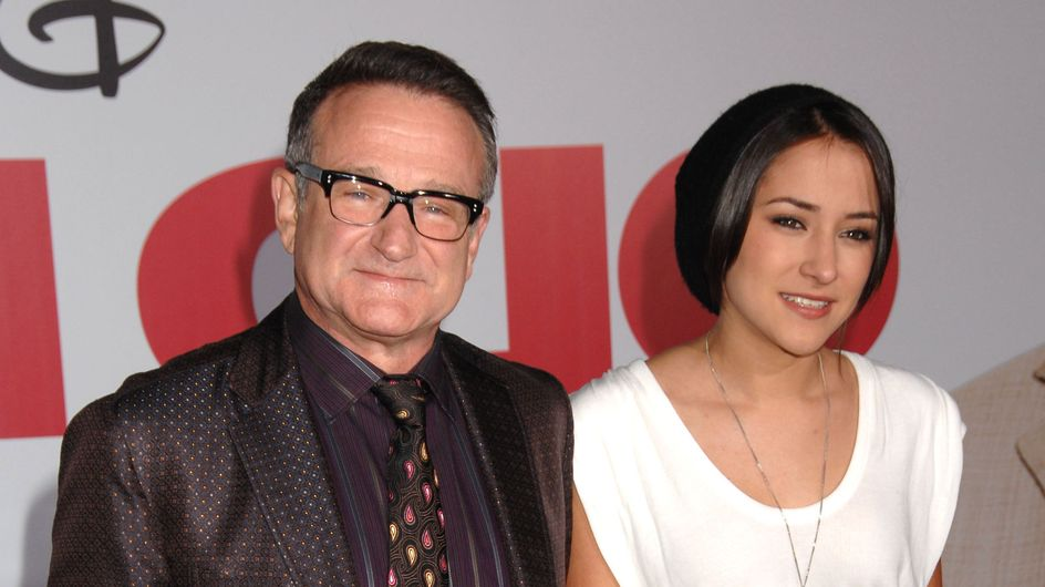 Zelda Williams dévoile son tatouage en hommage à son père (Photo)