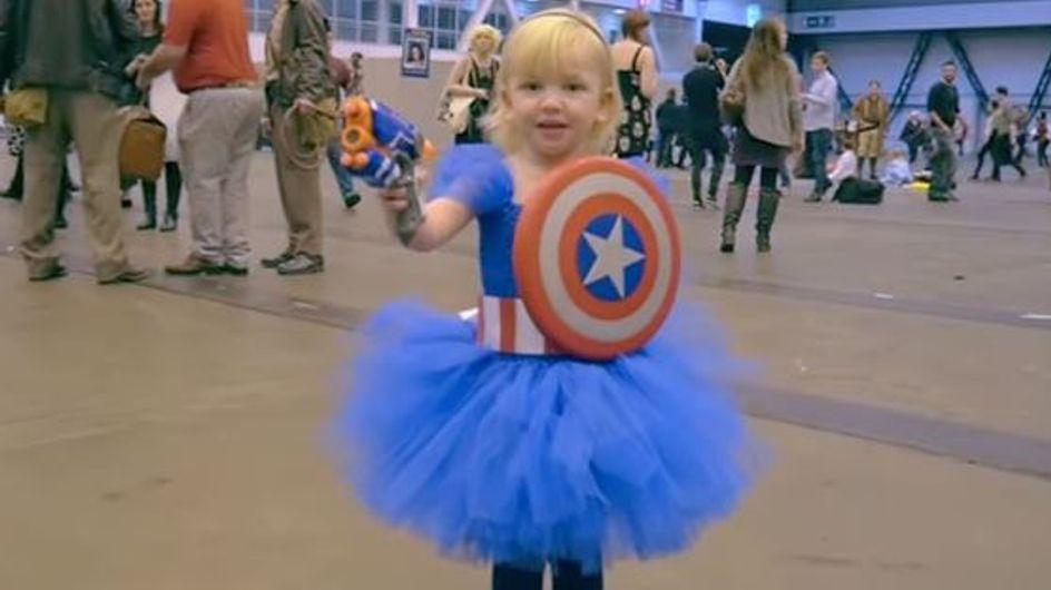 Les meilleurs cosplay du London Film and Comic Con Winter 2014 compilés en vidéo