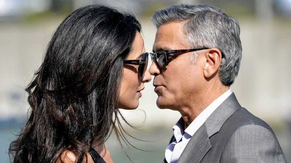 Amal Alamuddin et George Clooney, leur mariage à nouveau célébré à Londres