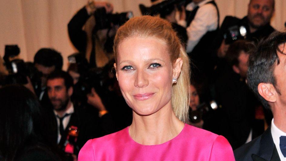 Gwyneth Paltrow serait en couple... devant ses amis seulement