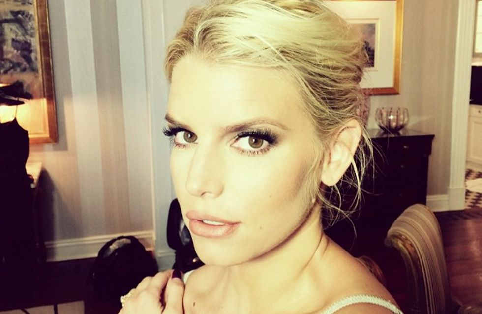 Jessica Simpson change de tête (photos)