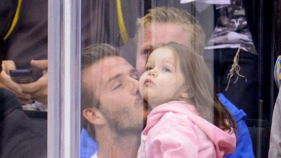 Harper Beckham : Scandale autour de sa tétine