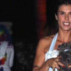 La Canalis diventa Dorothy per la festa di Halloween. Ecco le foto della showgirl in maschera!