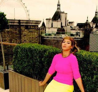 Beyoncé avec une frange