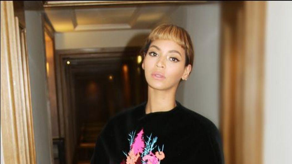 Qu'est-il arrivé à la frange de Beyoncé ?