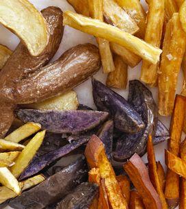 Las 25 patatas fritas más curiosas: un universo de sabores