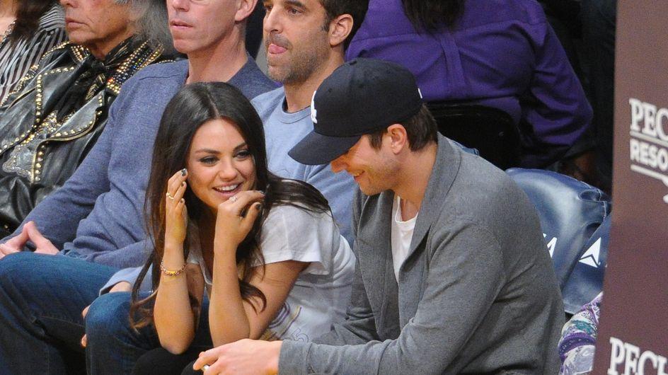 Mila Kunis et Ashton Kutcher déjà prêts pour un 2e bébé ?