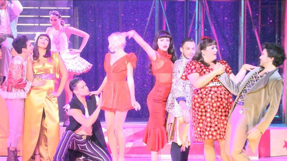 Love Circus : premières images de la comédie musicale hallucinante ! (vidéo)