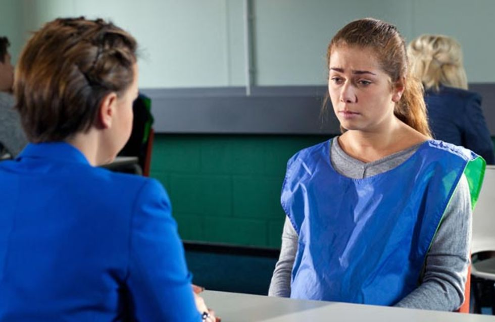 Hollyoaks 06/11 – Rick and Robbie are concerned when Jason's health deteriorates