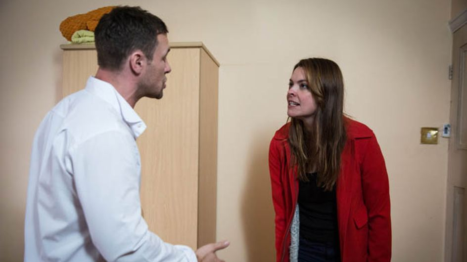 Coronation Street 03/11 – The net's closing in on Rob