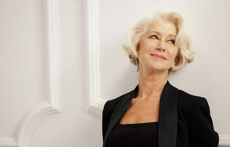 Helen Mirren est le nouveau visage de L'Oréal Paris