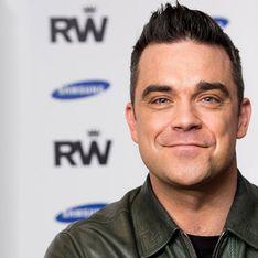 Herzlichen Glückwunsch! Robbie Williams ist zum zweiten Mal Vater geworden