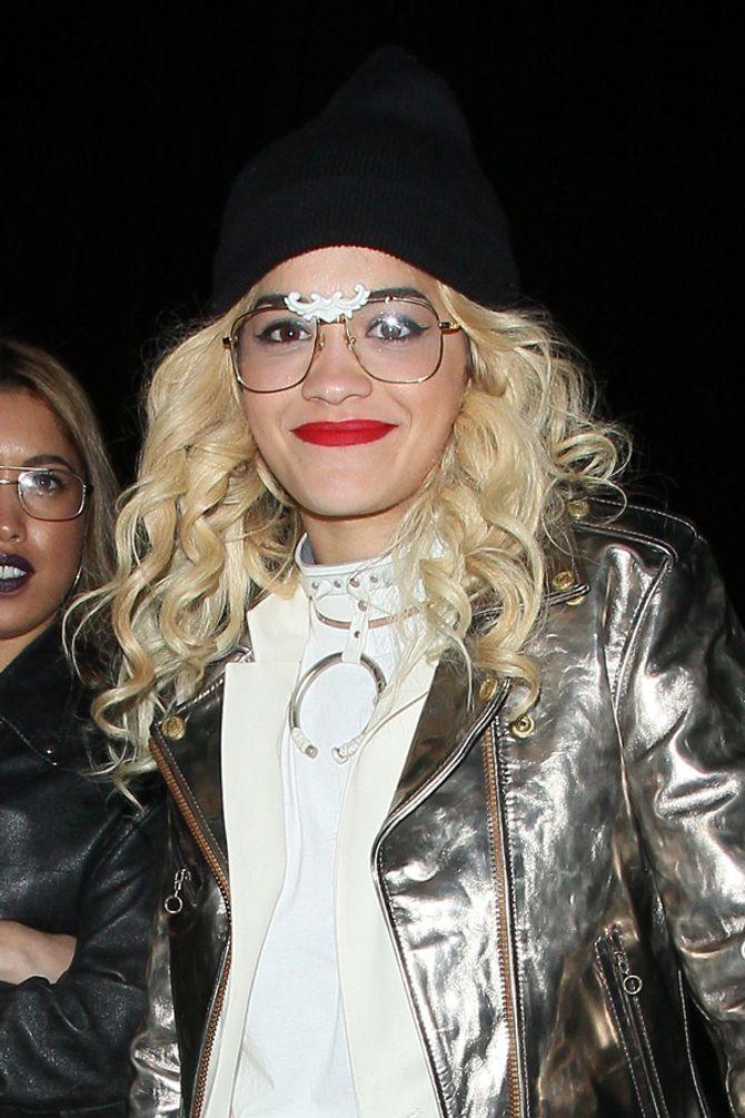 Rita Ora - Ovaal gezicht
