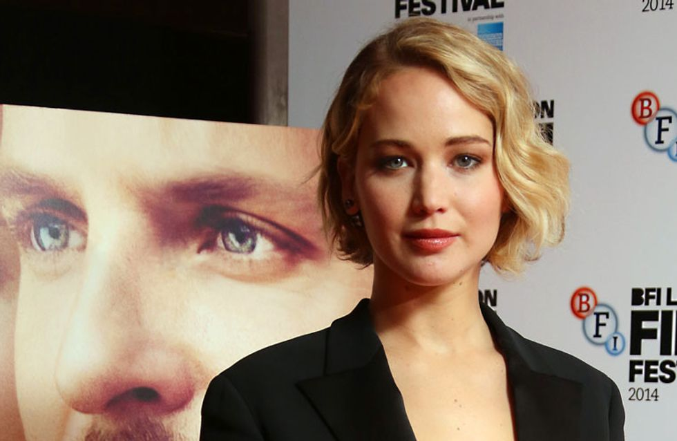 Jennifer Lawrence termina su relación con Chris Martin