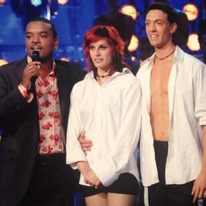 Maxime, Fauve et Anthony Kavanagh à l'époque de Dancing Show