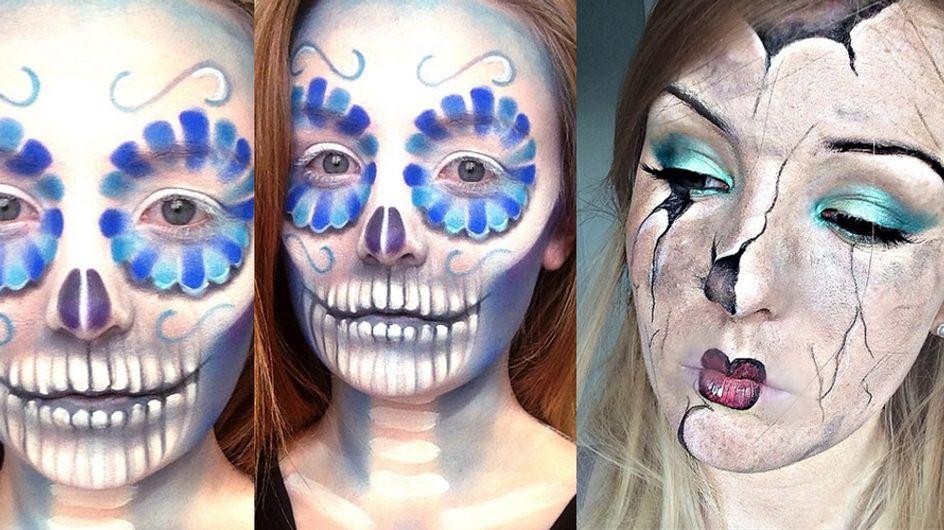Wow! Diese Bloggerin zeigt uns, wie Halloween richtig geht!