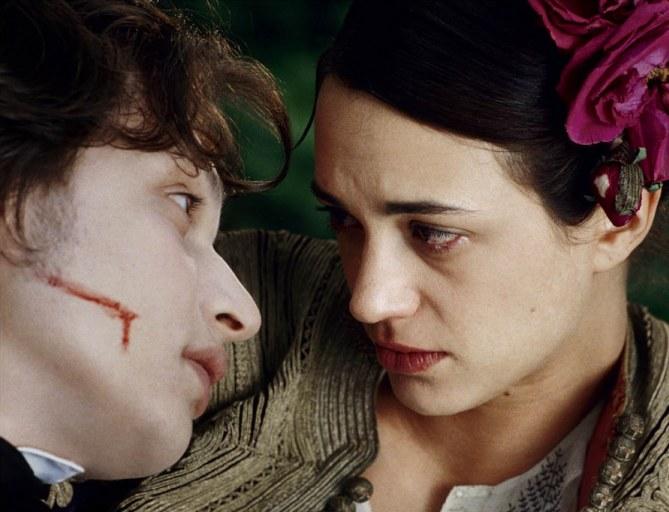 "Scena tratta dal film ""Une Vieille Maîtresse"" (2007)"