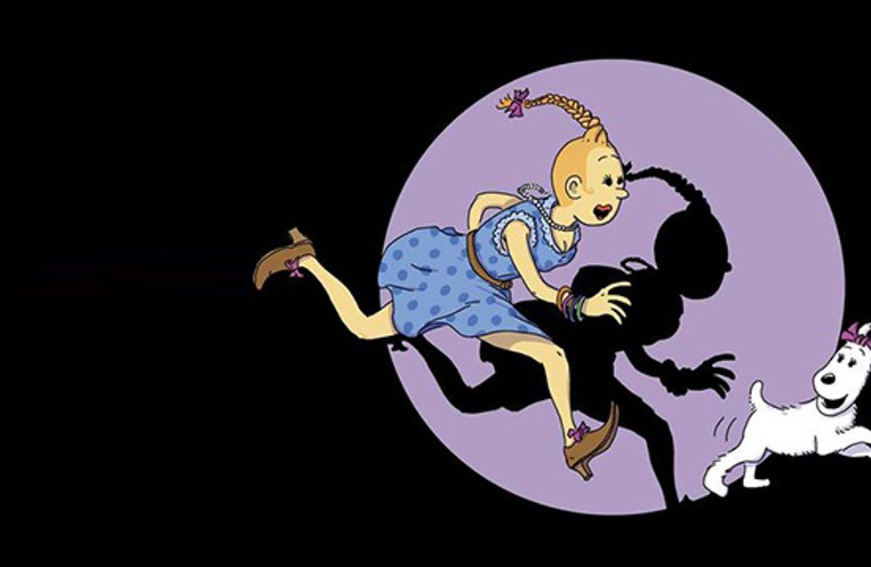 Tintine, Spirouette et Fantasia... Et si nos héros de BD changeaient de sexe ? (Photos)