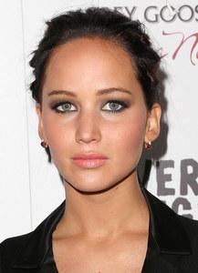 Jennifer Lawrence en beauté.