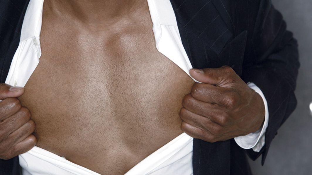 Mann arme rasieren Rasur: Wo