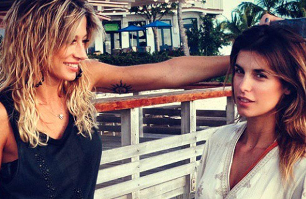 Canalis e Corvaglia amiche per la pelle dopo 16 anni. Le sexy foto delle due ex veline in vacanza!