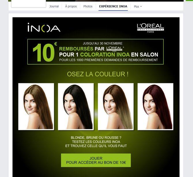 L'Oréal lance une application magique pour devenir blonde, brune ou rousse