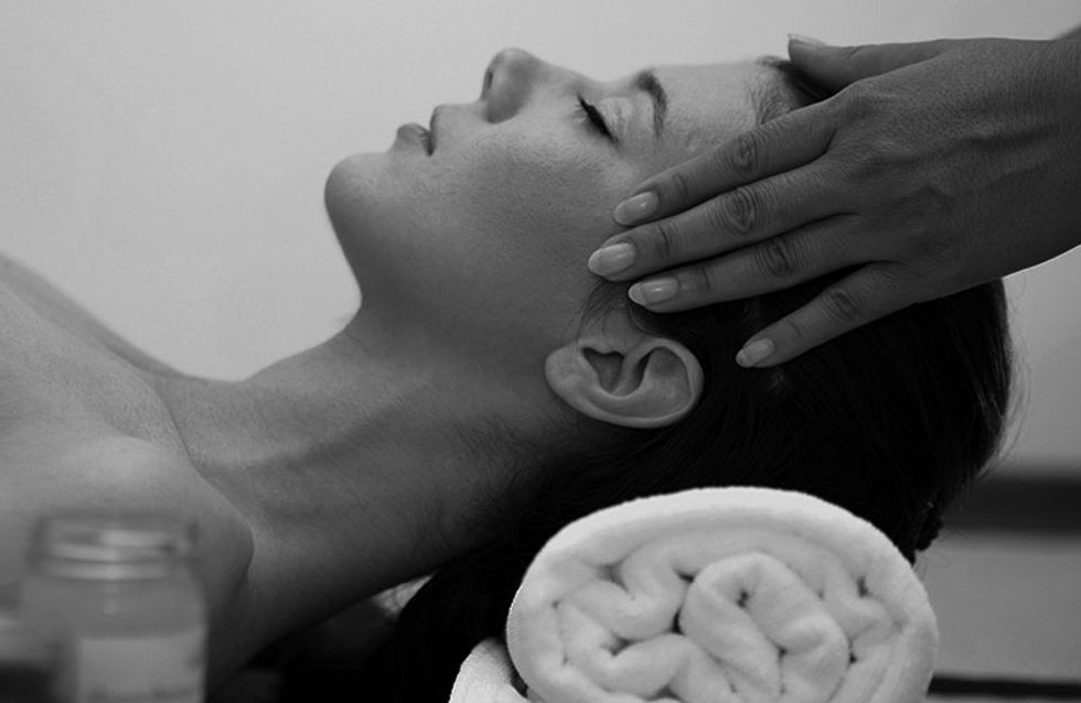 Mother Of Pearl Massage? The New Beauty Treatment Trend To Try This Party Season