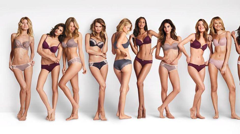 El cuerpo perfecto: la campaña más polémica de Victoria's Secret